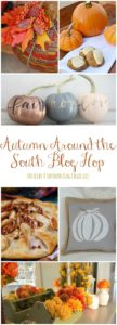 Autumn Around The South, The Southern Blog Collective Fall Blog Hop
