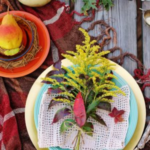 Our Southern Autumn: 3 Tablescape Tips