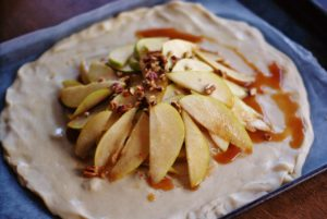 Rustic Pear Galette